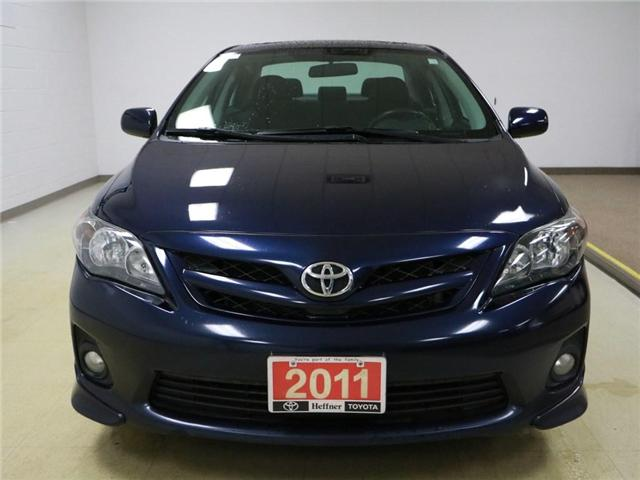 2011 Toyota Corolla S (Stk: 186378) in Kitchener - Image 17 of 25