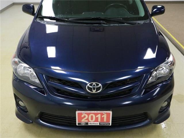 2011 Toyota Corolla S (Stk: 186378) in Kitchener - Image 21 of 25
