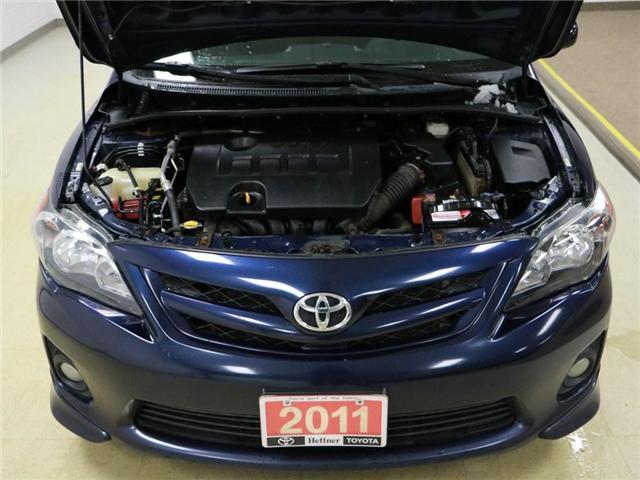 2011 Toyota Corolla S (Stk: 186378) in Kitchener - Image 22 of 25