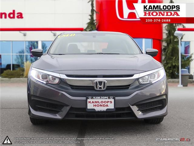 2018 Honda Civic LX (Stk: 14211U) in Kamloops - Image 2 of 26