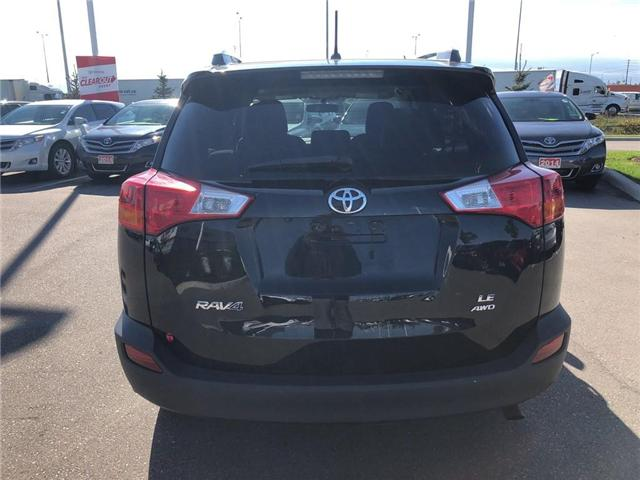 2013 Toyota RAV4  (Stk: D181480A) in Mississauga - Image 6 of 19