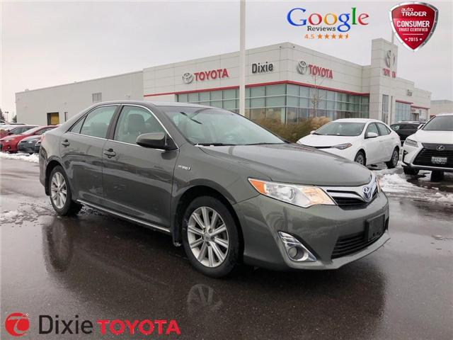 2012 Toyota Camry Hybrid  (Stk: D190249B) in Mississauga - Image 1 of 16