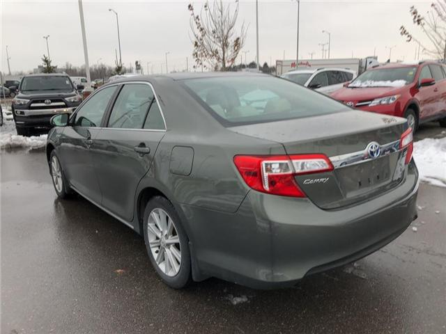 2012 Toyota Camry Hybrid  (Stk: D190249B) in Mississauga - Image 5 of 16