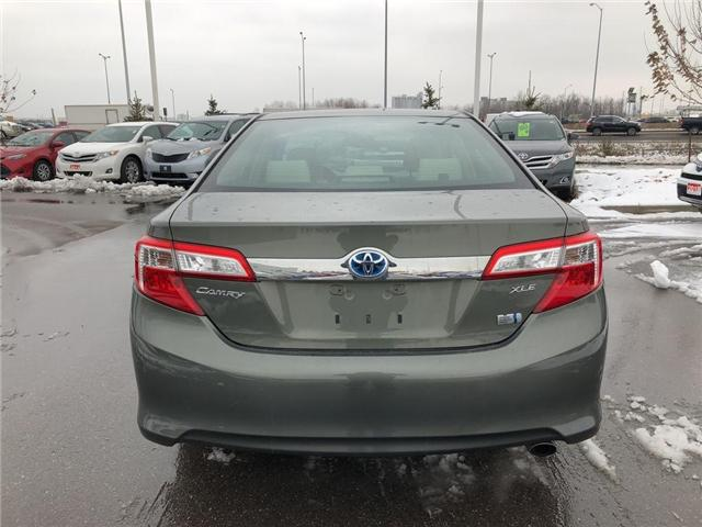 2012 Toyota Camry Hybrid  (Stk: D190249B) in Mississauga - Image 6 of 16