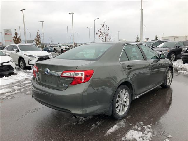2012 Toyota Camry Hybrid  (Stk: D190249B) in Mississauga - Image 7 of 16
