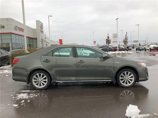 2012 Toyota Camry Hybrid  (Stk: D190249B) in Mississauga - Image 8 of 16