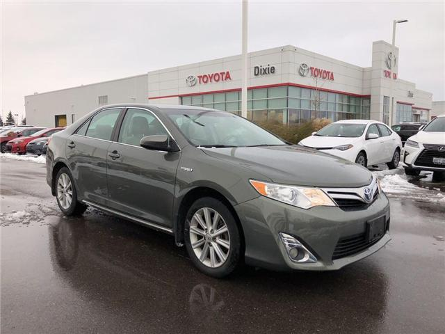 2012 Toyota Camry Hybrid  (Stk: D190249B) in Mississauga - Image 9 of 16