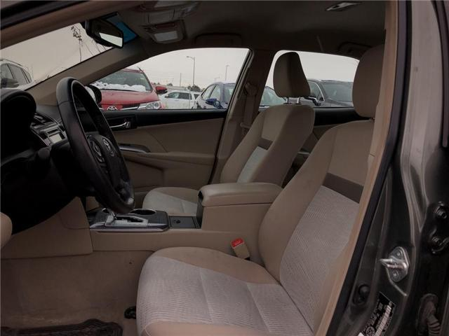 2012 Toyota Camry Hybrid  (Stk: D190249B) in Mississauga - Image 10 of 16