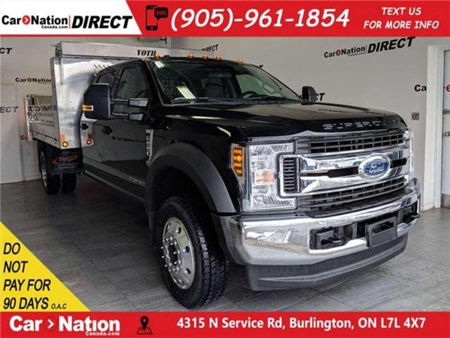 2018 Ford F-550 Chassis  (Stk: 1FD0W5) in Burlington - Image 1 of 30