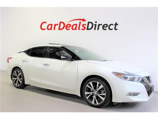 2016 Nissan Maxima  (Stk: 900685) in Vaughan - Image 1 of 30