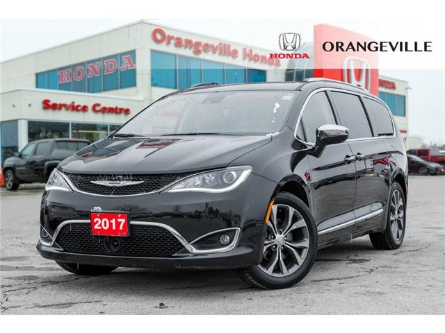 2017 Chrysler Pacifica Limited (Stk: V18335A) in Orangeville - Image 1 of 21