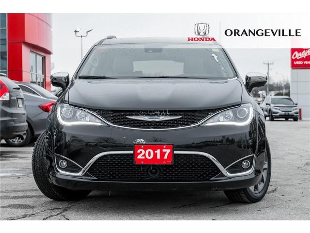 2017 Chrysler Pacifica Limited (Stk: V18335A) in Orangeville - Image 2 of 21