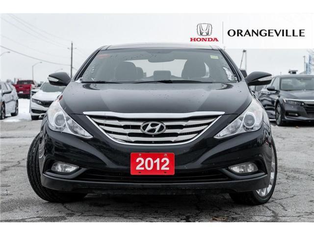 2012 Hyundai Sonata  (Stk: P19013BB) in Orangeville - Image 2 of 19