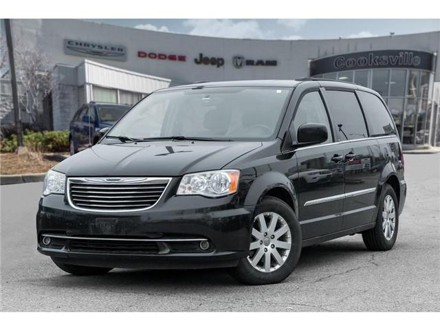 2013 Chrysler Town & Country Touring (Stk: 176224T) in Mississauga - Image 1 of 8