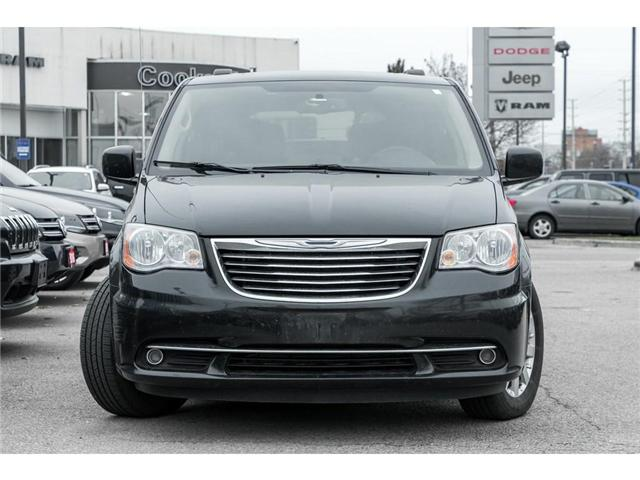 2013 Chrysler Town & Country Touring (Stk: 176224T) in Mississauga - Image 2 of 8