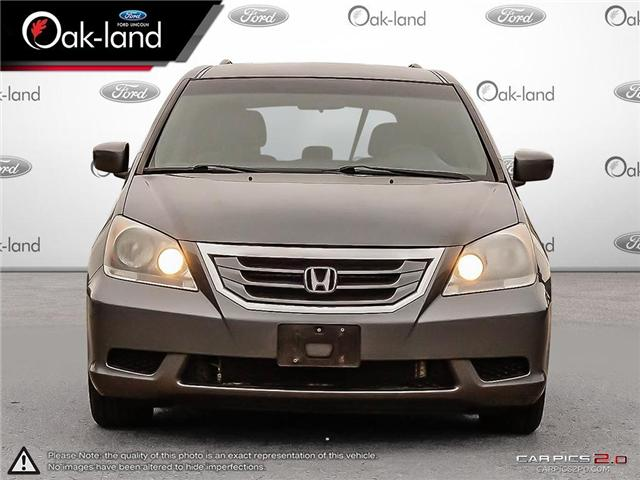 2010 Honda Odyssey SE (Stk: P5648A) in Oakville - Image 2 of 25