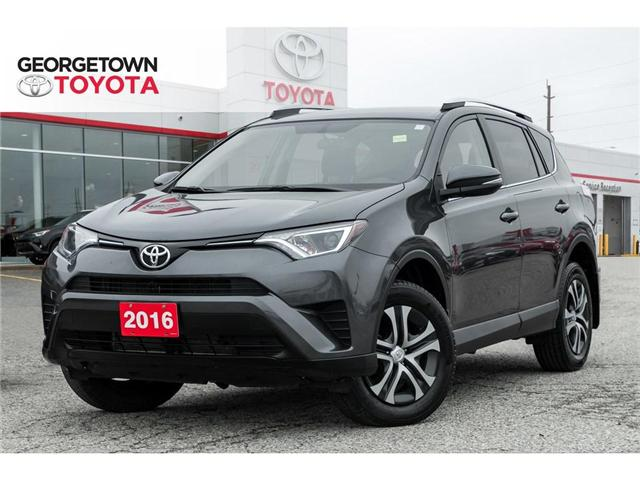 2016 Toyota RAV4  (Stk: 16-83997) in Georgetown - Image 1 of 19