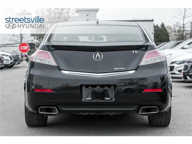 2013 Acura TL Elite (Stk: P0615) in Mississauga - Image 6 of 22