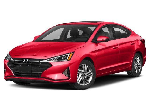 2019 Hyundai Elantra Preferred (Stk: 786632) in Milton - Image 1 of 9