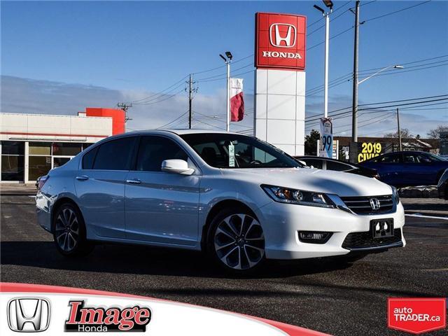 2015 Honda Accord Sport (Stk: 8R273A) in Hamilton - Image 1 of 20