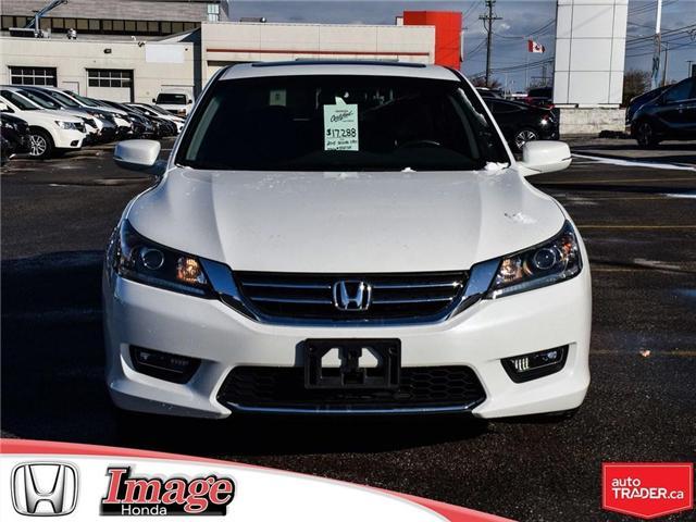 2015 Honda Accord Sport (Stk: 8R273A) in Hamilton - Image 2 of 20
