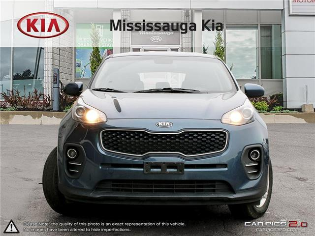 2018 Kia Sportage LX (Stk: 8734P) in Mississauga - Image 2 of 25