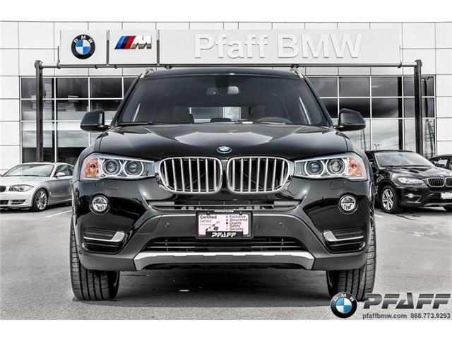 2015 BMW X3 xDrive28i (Stk: U5183) in Mississauga - Image 2 of 15