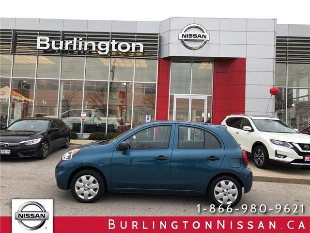 2015 Nissan Micra  (Stk: X1040A) in Burlington - Image 1 of 15