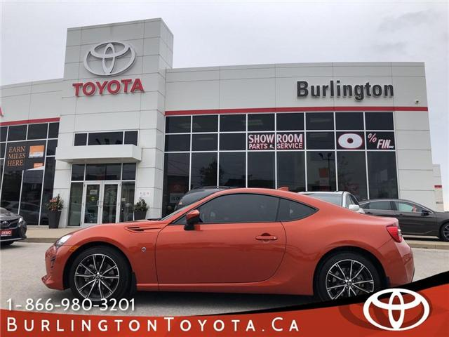 2017 Toyota 86 Coupe (Stk: U10467) in Burlington - Image 1 of 18