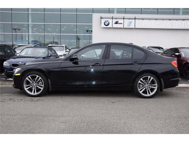 2015 BMW 328i xDrive (Stk: PT17412) in Brampton - Image 2 of 13