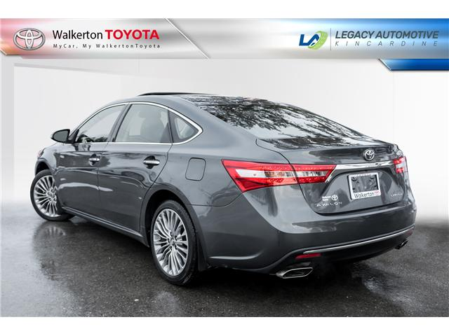 2017 Toyota Avalon Limited (Stk: P8200) in Walkerton - Image 4 of 27