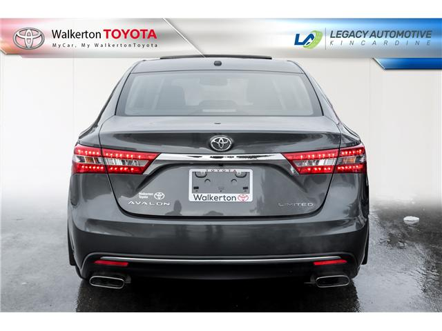 2017 Toyota Avalon Limited (Stk: P8200) in Walkerton - Image 5 of 27