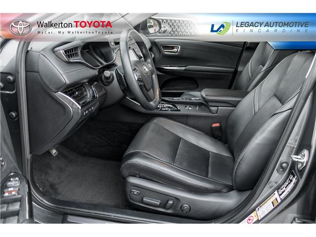 2017 Toyota Avalon Limited (Stk: P8200) in Walkerton - Image 9 of 27