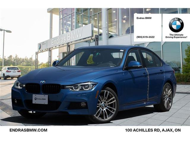 2018 BMW 340i xDrive (Stk: 35162) in Ajax - Image 1 of 22