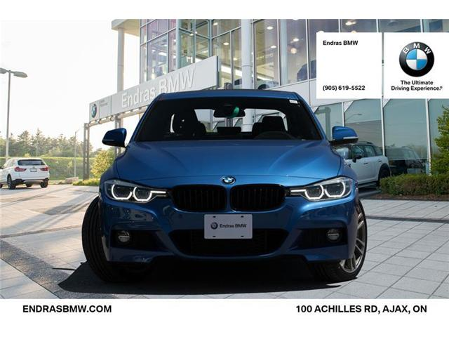2018 BMW 340i xDrive (Stk: 35162) in Ajax - Image 2 of 22