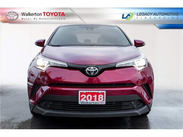 2018 Toyota C-HR XLE (Stk: 18060) in Walkerton - Image 2 of 21