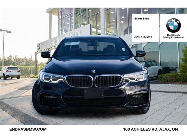 2019 BMW 530i xDrive (Stk: 52423) in Ajax - Image 2 of 22