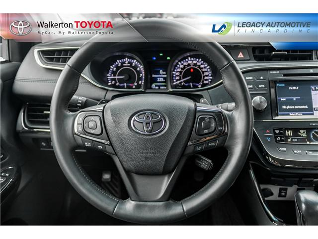 2017 Toyota Avalon Limited (Stk: P8200) in Walkerton - Image 18 of 27