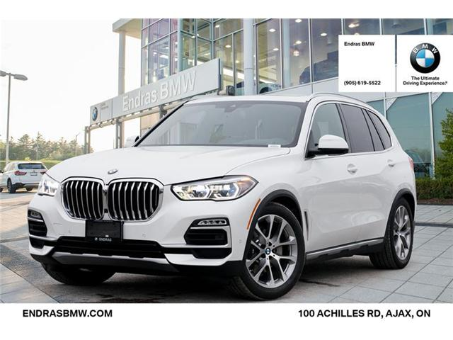 2019 BMW X5 xDrive40i (Stk: 52410) in Ajax - Image 1 of 22