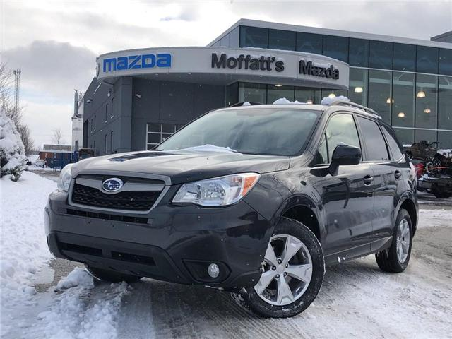 2014 Subaru Forester i (Stk: 27173) in Barrie - Image 1 of 21