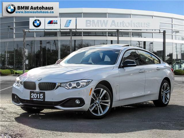 2015 BMW 428i xDrive Gran Coupe (Stk: P8627) in Thornhill - Image 1 of 22