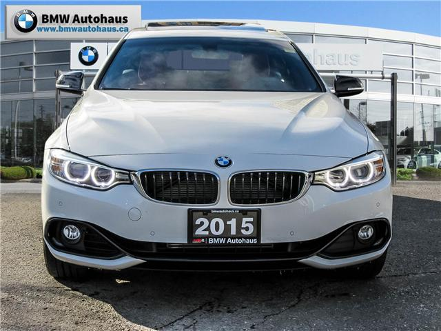 2015 BMW 428i xDrive Gran Coupe (Stk: P8627) in Thornhill - Image 2 of 22