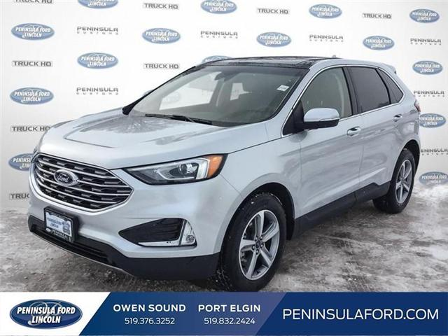 2019 Ford Edge SEL (Stk: 19ED09) in Owen Sound - Image 1 of 24
