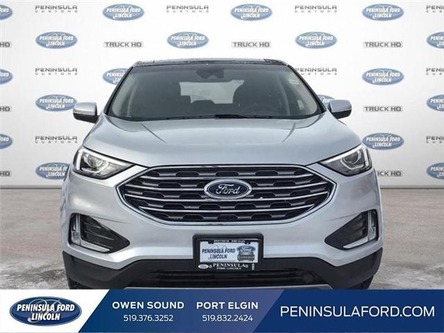 2019 Ford Edge SEL (Stk: 19ED09) in Owen Sound - Image 2 of 24