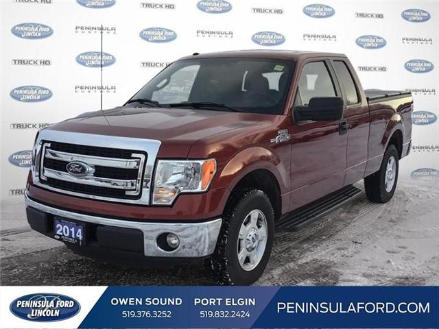 2014 Ford F-150 XLT (Stk: 18FE427A) in Owen Sound - Image 1 of 23