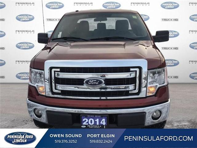 2014 Ford F-150 XLT (Stk: 18FE427A) in Owen Sound - Image 2 of 23