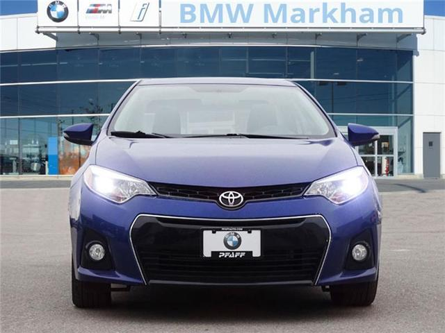 2016 Toyota Corolla S (Stk: 35530A) in Markham - Image 2 of 17
