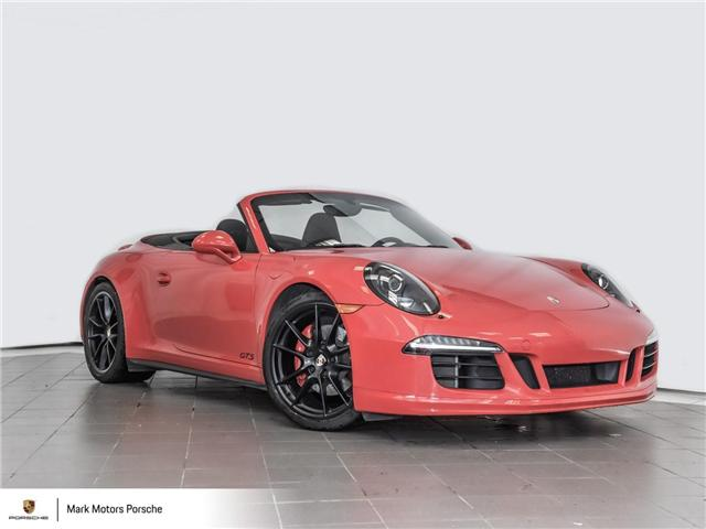 2015 Porsche 911 Carrera GTS (Stk: PP271) in Ottawa - Image 1 of 16