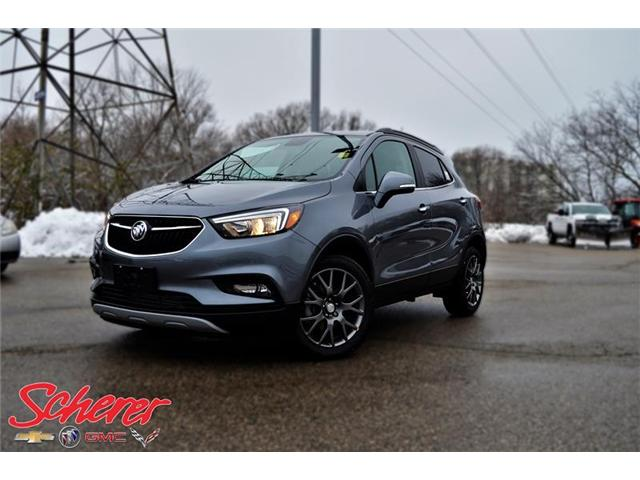 2019 Buick Encore Sport Touring (Stk: 191960) in Kitchener - Image 1 of 9