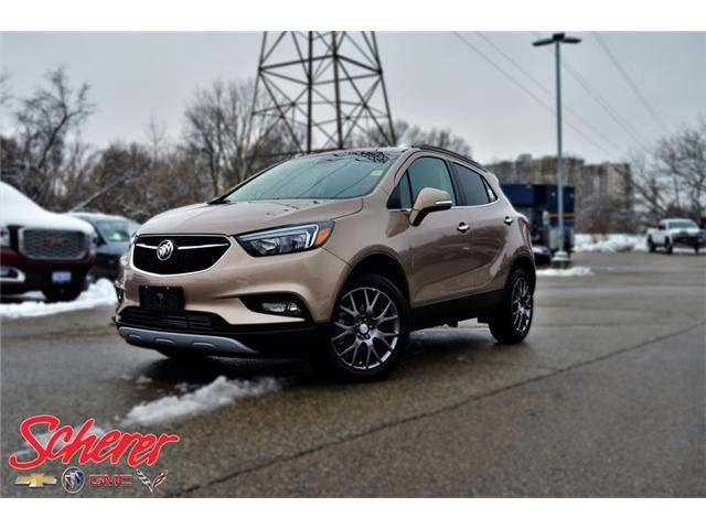 2019 Buick Encore Sport Touring (Stk: 191110) in Kitchener - Image 1 of 8